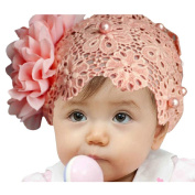 Tonsee® Baby Kids Lace Flower Headband Hair Bow Band Accessories Headwear