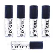 5 x Stargazer - Face Body Fixing Gel For Glitter Gems Diamonds