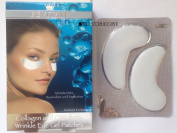 5 Pairs of Eye Gel Patches Of Revitale Collagen & Q10 Anti-Wrinkle Eye Patches