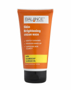 Balance Cosmetics Skin Brightening Cream Wash Active Formula 150 ml