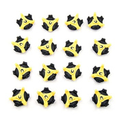 LEORX Replacement Bulk Spike Cleats 16pcs Golf Cleats Champ Shoes Spikes Stinger