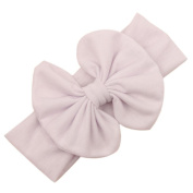 Baby Headbands Koly Girls 6PCS Babys Girls Elastic Headband Photography Hair Bow Bowknot