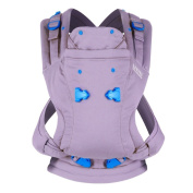 We Made Me Pao Papoose 3-in-1 Front and Back Baby Carrier