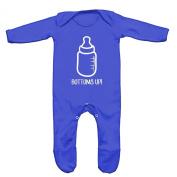 Bottoms Up Baby Romper Sleep Suit