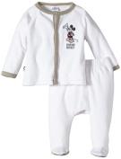 Vintage Mickey 69427/VIN Velour Pyjamas, 3 - 6 Months