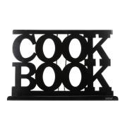 "Contento ""George"" Cookbook Holders, Black, 29 x 20 x 5 cm"