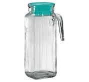 Borgonovo 1 Litre Igloo Quadra Glass Jug