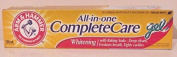 ARM & HAMMER ALL-IN-ONE COMPLETE CARE WHITENING GEL, 180ml