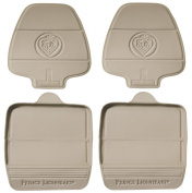 Prince Lionheart Two Stage Seat Saver 2 Pack, Tan
