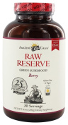 Raw Reserve, Green Superfood, Berry, 250ml (240 g) - Amazing Grass - UK Seller