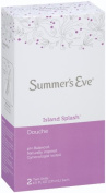 Summer's Eve Douche Island Splash Cleanser 2 x 133 ml