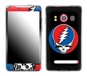 Zing Revolution MS-GRFL60132 Grateful Dead - Steal Your Face Cell Phone Cover Skin for HTC Evo 4G