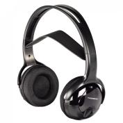 Thomson WHP1211 Wireless Infrared Headphones Closed Black