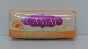 12 x Bars of Camay Creme & Apricot Soap 12x90g *RARE*