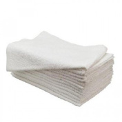 Magna Salon Towels 38cm x 60cm White
