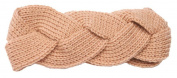 Womens Knitted Twisted Fashion Headband