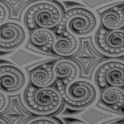 Cool Tools - Flexible Rollable Texture Tile - Nouveau Mucha