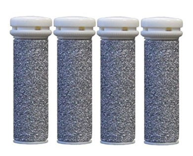 JTrim For Emjoi Micro-Pedi Refill Rollers Replacement Callus Remover (Super Coarse) - Pack of 4 Jay's Products JPT-CRRS