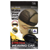 Qfit Make Your Own Wig Deluxe Stretch Weaving Cap #5018