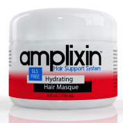 Hydrating Hair Masque - Argan Oil, Coconut Oil, Chamomile & Aloe Vera - Deep Conditioner For Normal To Thinning Hair - Promotes Healthy Hair Growth - Repairs Damaged Roots - Sulphate & Paraben FREE