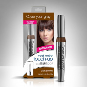 Cover Your Grey Waterproof Root Colour Touch up - Dark Brown