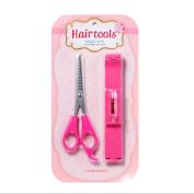Geoot Trimming Bangs Premium Haircutting Tools Combo Kit