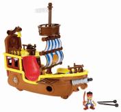 Jake and the Neverland Pirates Bucky Pirate Ship