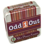 Cheatwell After Dinner Games - Odd 1 Out Game