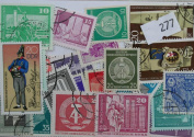 Germany (DDR). 30 stamps, all different