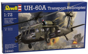 Revell 1:72 04940 UH-60A Transport Helicopter Model Aircraft Kit