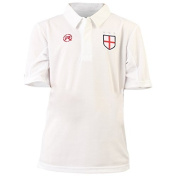 Respect England Kids Home Football Soccer Shirt Jersey rrp£25 Ages 2 to12 years
