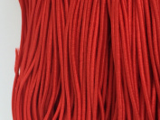 Red Elastic Stretch Shock Cord 2mm 25 yards 23 metre