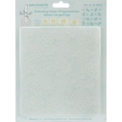 Lea'bilities Embossing Folder, Blossom