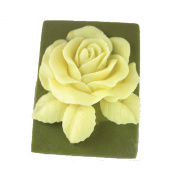 Longzang Rose Mould S358 Craft Art Silicone Soap Mould Craft Moulds DIY Handmade Candle Moulds