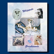 GREYHOUND/WHIPPET Gift Bag-small-By Best Friends by Ruth