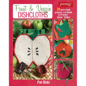 Soho Publishing-Fruit & Veggie Dishcloths