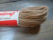 Hiawatha Lady Handicraft 100% Virgin Wool Yarn. Shell Beige
