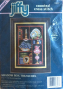 Jiffy Counted Cross Stitch Kit
