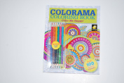 Colorama Colring Book Colour Me Happy