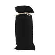 Car Auto Black Embroidered Bamboo Charcoal Bag Air Deodorant Decor