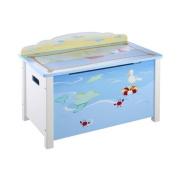 Sailing Toy Box, Multi-Colour