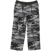 Garanimals Baby Toddler Boys Printed Twill Cargo Pants