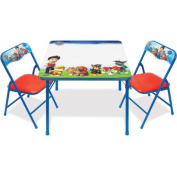 Paw Patrol Erasable Activity Table Set with 3 Markers