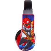 Sakar Power Rangers Kid-Friendly Headphones
