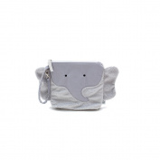 My First Buddy Snack Bag Pebbles - Grey Elephant