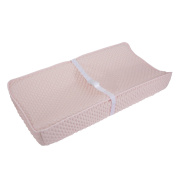 Serta Perfect Sleeper Changing Pad Cover Pink