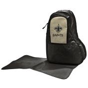 Lil Fan Sling Nappy Bag - New Orlean Saints