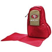 Lil Fan Nappy Sling Bag NFL San Francisco 49ers