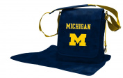 Lil Fan Nappy Messenger Bag, College Michigan Wolverines