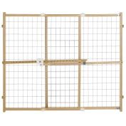 North States Quick Fit Wire Mesh Gate